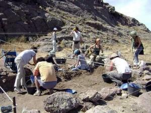 arqueologos