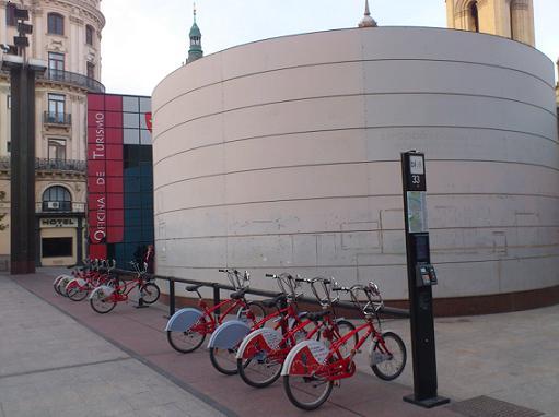 Las bicicletas no podrán circular por las aceras de Zaragoza