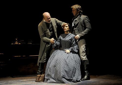 Madame Bovary se representa en el Teatro Principal de Zaragoza