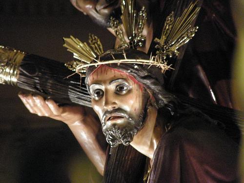 Jesús Camino de Calvario