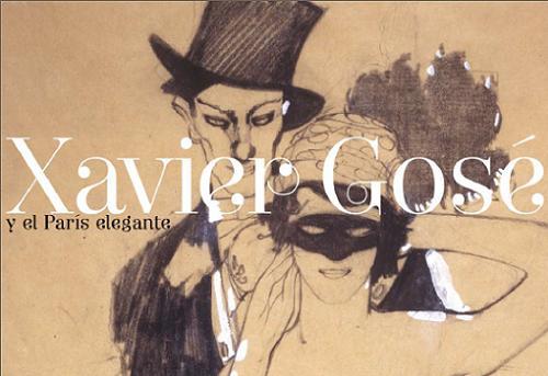 Exposición Xabier Gosé y el París elegante