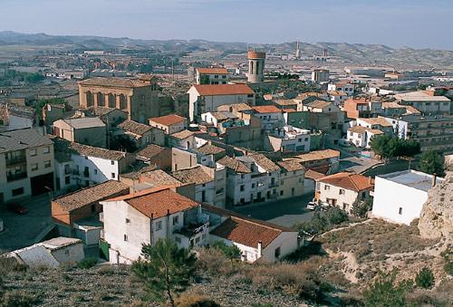 un poblado con ambiente de paz y tranquilidad para disfrutar