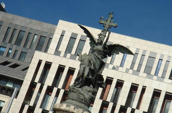 Monumento a los Mártires de la Religión y la Patria