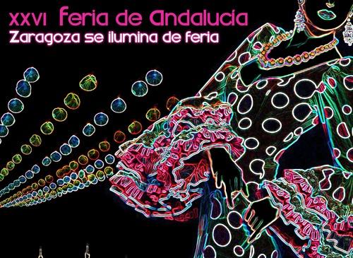Feria de Andalucía en Zaragoza