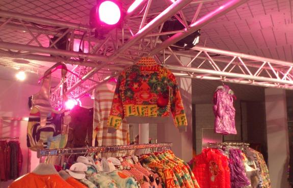Custo Pop Up Store Zaragoza