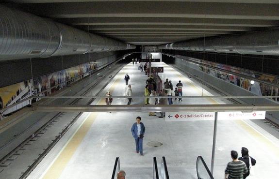 Estación de El Portillo