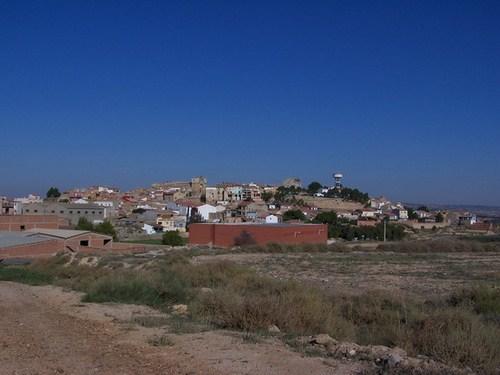 un recorrido apacible por el entorno de Chiprana