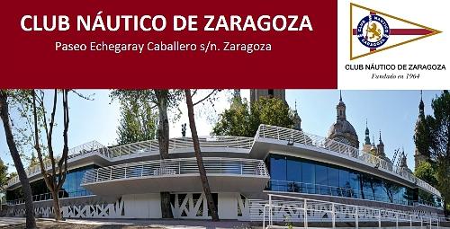 recorrer el Ebro con el Club Nautico en Zaragoza
