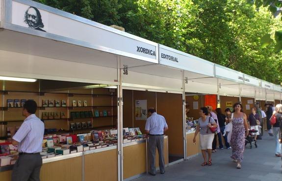Feria del Libro Zaragoza