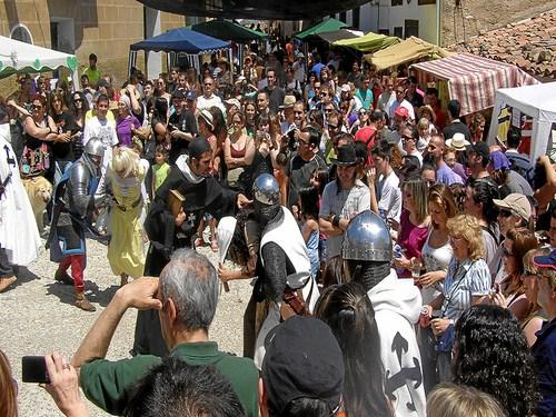 Turismo en Zaragoza en la fiestas de la Brujería