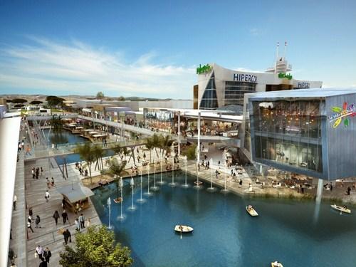 Muy pronto Puerto Venecia en Zaragoza para la diversión de todos