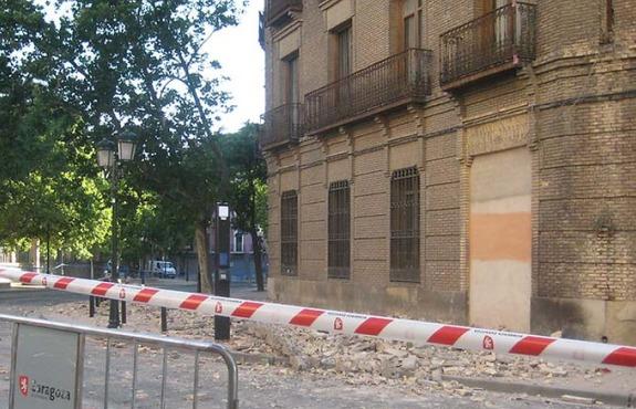 Antiguo Cuartel de Pontoneros