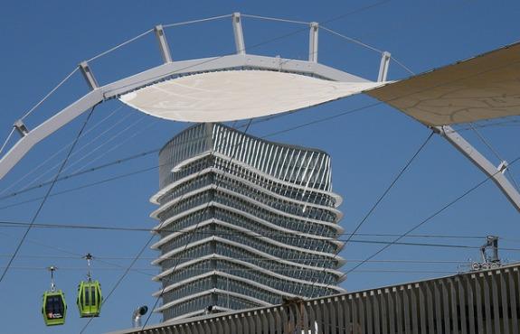 Telecabina Zaragoza