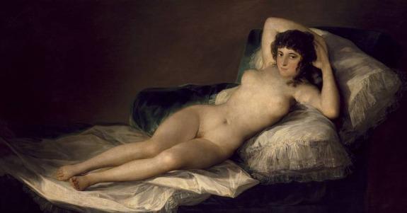 Maja de Goya