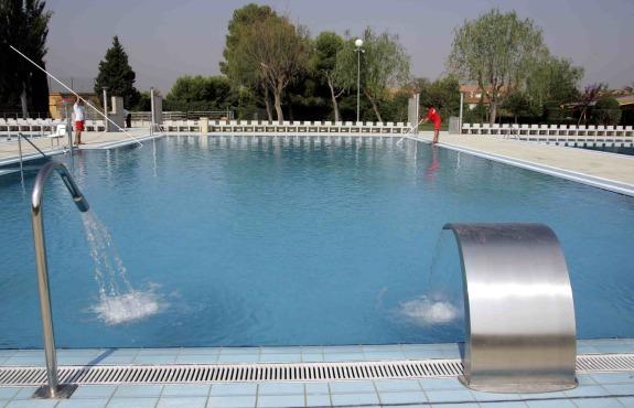 El 15 de junio abrir n las piscinas municipales de zaragoza for Piscinas climatizadas zaragoza