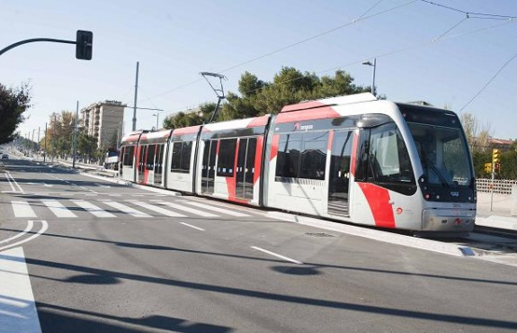 Zaragoza Tranvía