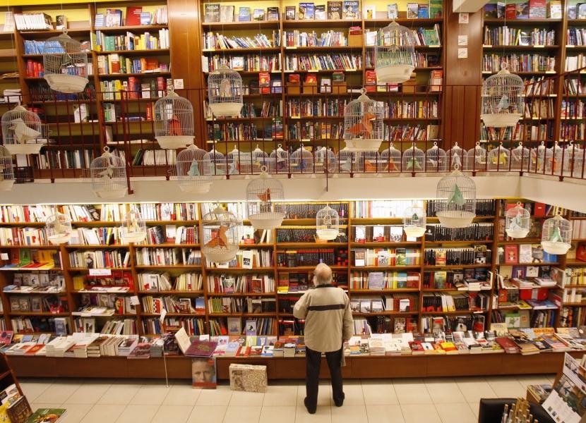 Librería Cálamo