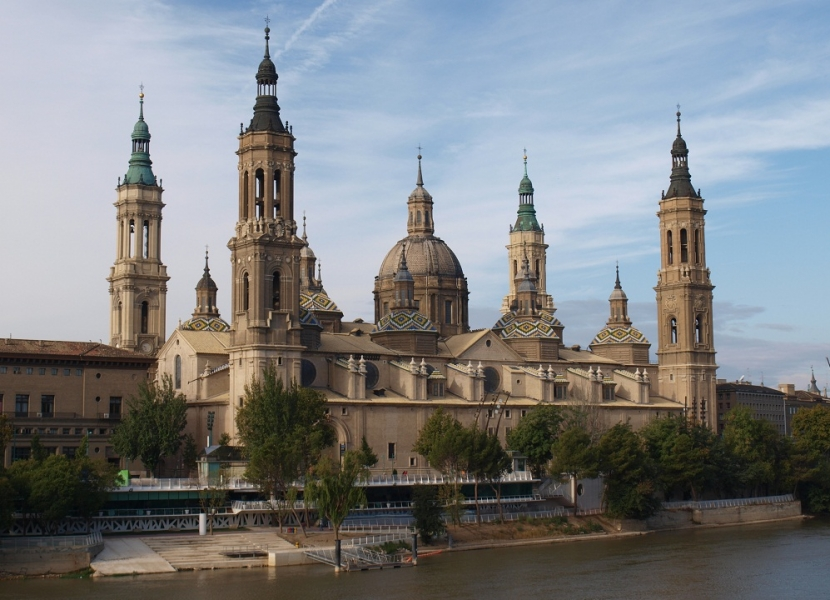 Basílica de El Pilar de Zaragoza